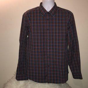 Egara  Plaid Shirt